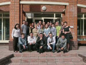 Первый учредительный съезд РОДМ