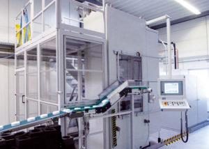 Рис. 3 Мощный автоматический гидравлический пресс