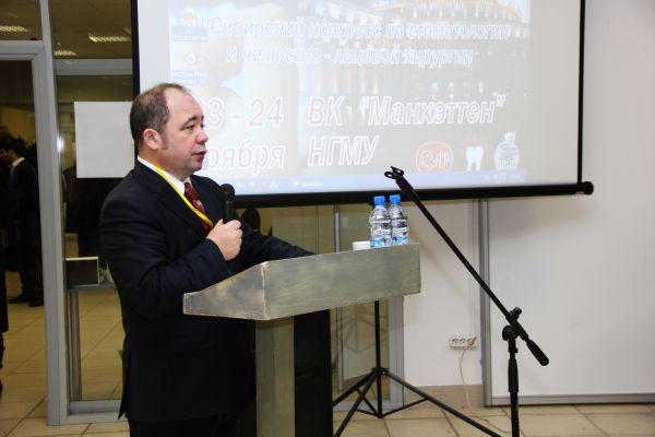 Садовский В.В. - президент СтАР