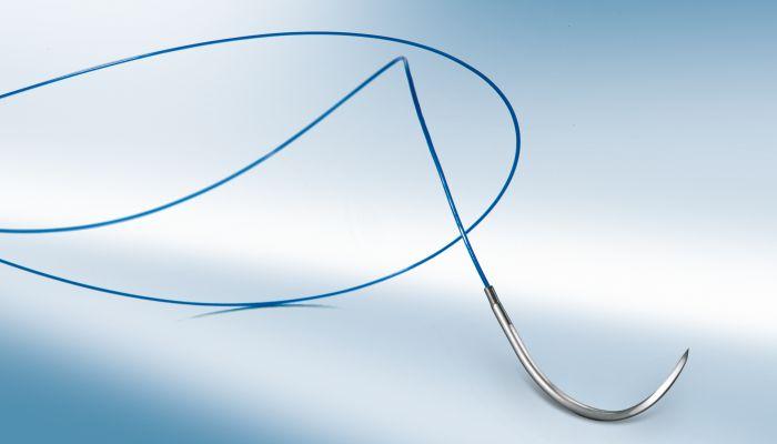 Остеопластический шовный материал
